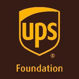 The UPS Foundation logo