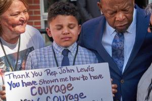 Late Congressman John Lewis