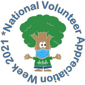 It's National Volunteer Appreciation Week 2021!