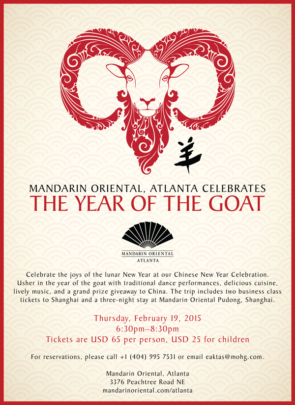 embracing the hotels asian heritage mandarin oriental atlanta is hosting a spectacular chinese new year celebration to honor the chinese lunar calendar