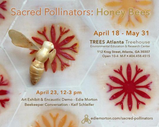 Sacred Pollinators